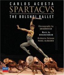 Khachaturian: Spartacus (Bolshoi Ballet) [Blu-ray]