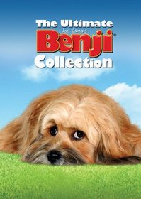 Ultimate Benji Collection (Benji / For the Love of Benji / Benji Off the Leash)