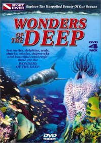 Wonders of the Deep (4pc)
