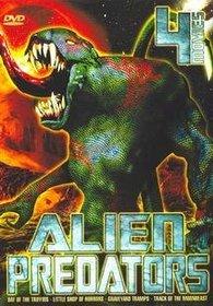 Alien Predators 4 Movie Pack