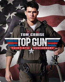 Top Gun: 30th Anniversary Steelbook (Limited Edition) [Blu-ray]