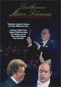 Beethoven - Missa Solemnis / Gielen, Bryn-Julson, Lipovsek, Sudwestfunk Symphony Orchestra