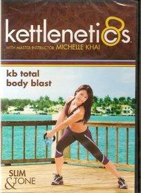 kettlenetics with Michelle Khai, kb total body blast