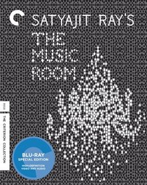 The Music Room: The Criterion Collection [Blu-ray]