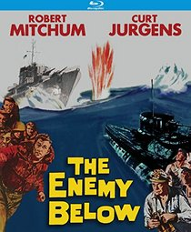 The Enemy Below (1957) [Blu-ray]