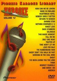 Karaoke / 25 Song Karaoke Library 12