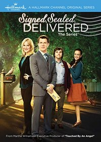 Signed, Sealed, Delivered: The Complete Series (Hallmark)