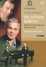 Schubert - Die Schone Mullerin / Dietrich Fischer-Dieskau, Andras Schiff, Feldkirch, Austria