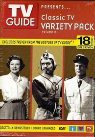 TV Guide Presents... Classic TV Variety Pack (Volume 2)