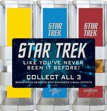 Star Trek: The Original Series (Remastered) - Three Season Pack