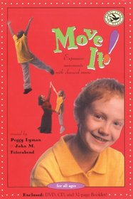 Move It! Expressive Movements with Classical Music [DVD & CD]