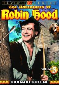 The Adventures of Robin Hood, Vol. 5