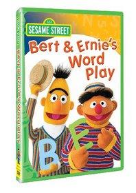 Sesame Street - Bert & Ernie's Word Play