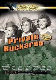 Private Buckaroo