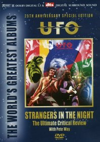 UFO - Strangers in the Night: Worlds Greatest Albums DVD