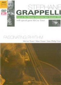 Stephane Grappelli: Live at the Warsaw Jamboree Jazz Festival 1991 - Fascinating Rhythm