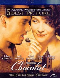 CHOCOLAT (2000) (BLU-RAY)