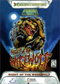 Choose Your Own Nightmare: Night Of The Werewolf