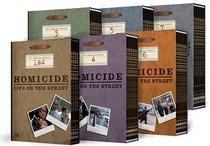 Homicide The Complete Series Seasons 1-7 DVD SET