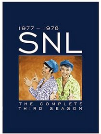 Saturday Night Live: The Complete Third Season, 1977-1978