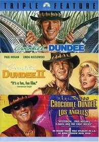 Crocodile Dundee/Crocodile Dundee 2/Crocodile Dundee in Los Angeles