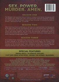 The Borgias - Unholy Collection - The Complete Series