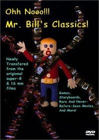 Ohh Nooo!!! Mr. Bill Classics