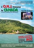"""L'Orchestre National de Jazz Traverse Le Canada """"Routes du Jazz/Concert de Montréal"""""""