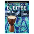 Ultimate Beginner Have Fun Playing Hand Drums: Djembe, Steps One & Two (DVD)