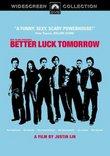 MTV Films Present: Better Luck Tomorrow