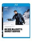 On Her Majesty's Secret Service [Blu-ray + DHD]