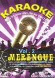 Karaoke: MERENGUE Volume 2