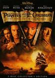 PIRATES OF THE CARIBBEAN: THE CURS MOVIE