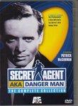 Secret Agent aka Danger Man Set 2 (Volumes 8 & 9) [DVD] 2007