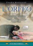 Claudio Monteverdi - L'Orfeo / van Rensburg, Gerstenhaber, Kaique, Jaroussky, Delaigue, Gillot, Deletre, Malgoire
