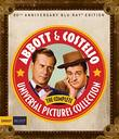 Abbott & Costello: The Complete Universal Pictures Collection (80th Anniversary Edition) BLU-RAY