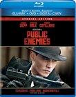 Public Enemies [Blu-ray/DVD Combo + Digital Copy]