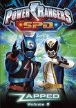 Power Rangers SPD - Zapped (Vol. 5)