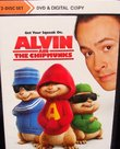Alvin and the Chipmunks Get Your Squeak On (2-Disc Set) 2007
