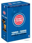 NBA Detroit Pistons 1988-1989 Champions -Motor City Madness