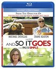 And So It Goes [Bluray + DVD]