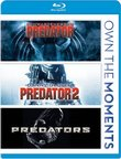 Predator/Predator 2/Predators [Blu-ray]