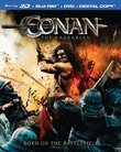 Conan the Barbarian (Two-Disc Combo: Blu-ray 3D / Blu-ray / DVD)