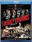 Five Deadly Venoms [Blu-ray]