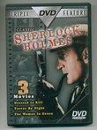 Sherlock Holmes Triple Feature