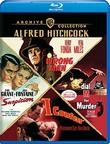 4-Film Collection: Alfred Hitchcock [Blu-ray]