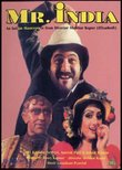 Mr. India (Classic Indian Cinema / Bollywood Movie / Hindi Film DVD))