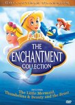 The Enchantment Collection: Beauty and the Beast, The Little Mermaid & Thumbelina (Golden Films)