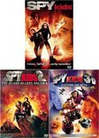 The Spy Kids Collection (Spy Kids/Spy Kids 2-The Island of Lost Dreams/3-D-Game Over) (3 Pack)