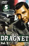 Dragnet Volume 2: 5 Episodes